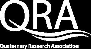 Quaternary Research Association logo - white